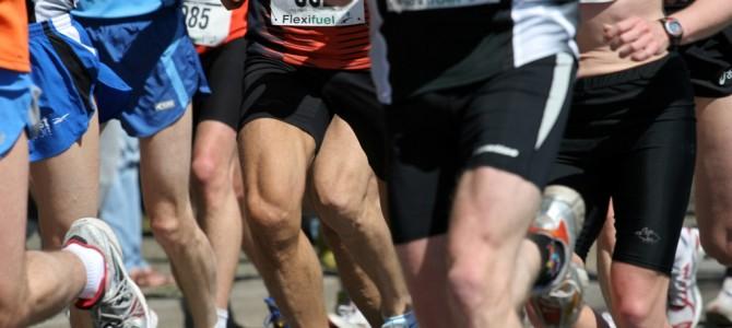Le 29ième marathon de Stockholm.