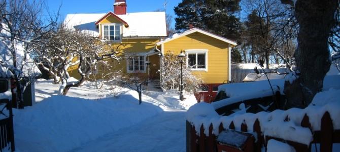Vaxholm : une journée dans l'archipel.