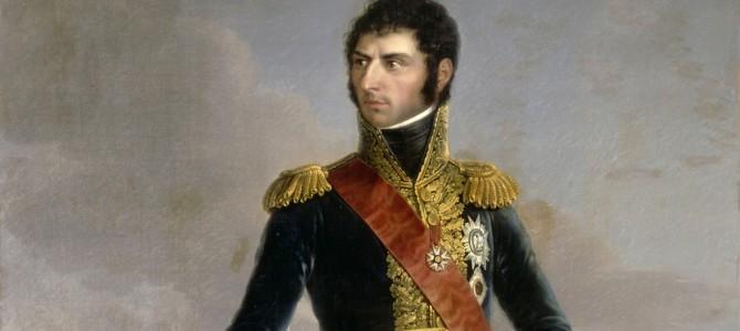 Jean-Baptiste Bernadotte.