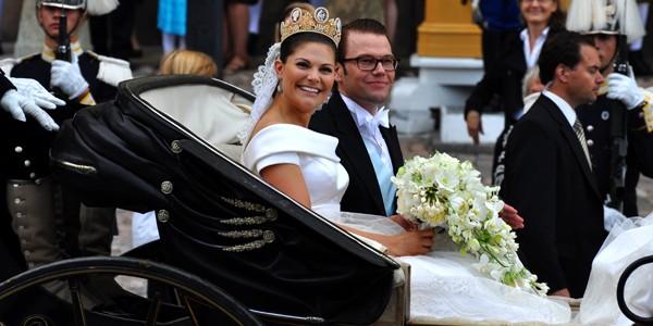 Le mariage de Victoria et Daniel.