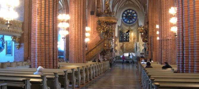 Storkyrkan, la cathédrale.
