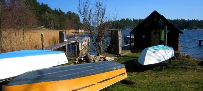 Svartsö : une journée dans l'archipel.