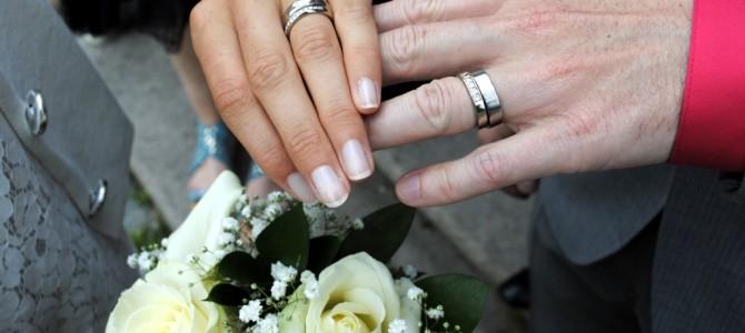 Mariage au Stadshuset.