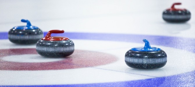 Le curling.