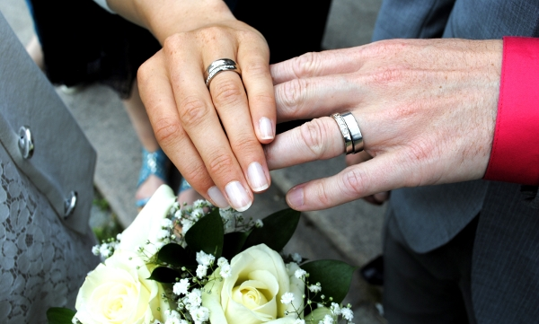 Site de mariage temporaire