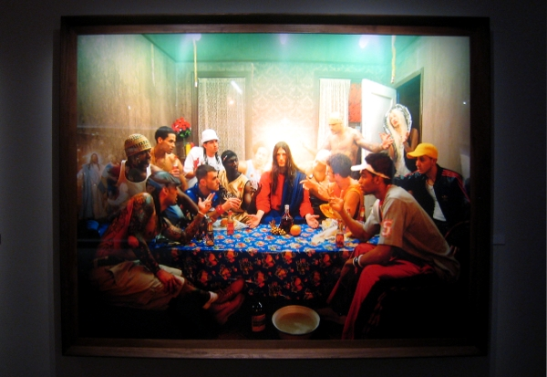 Last Supper, David Lachapelle