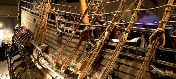 Le musée Vasa (Vasamuseet).