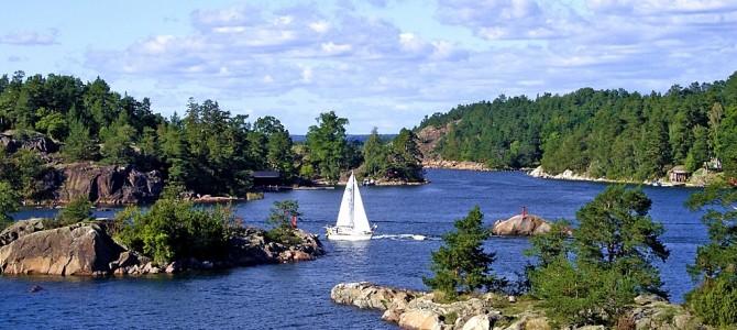Grinda : une journée dans l'archipel.