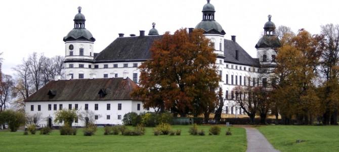 Le château de Skokloster.