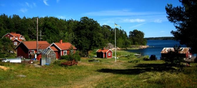 Gällnö : une journée dans l'archipel.