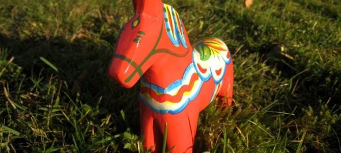 Le cheval de Dalécarlie.