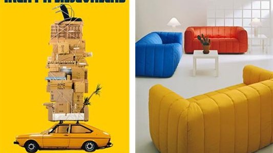 L'exposition IKEA.