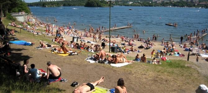 Où se baigner à Stockholm ? Plages, pontons et rochers.