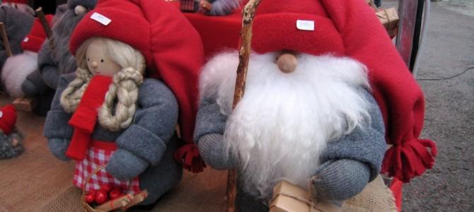 Les marchés de Noël.