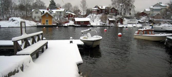 Excursion à Vaxholm.