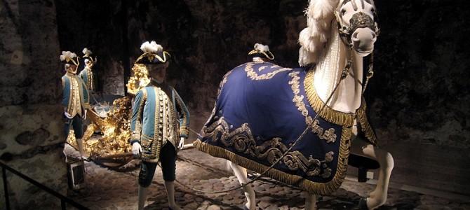 Livrustkammaren, l'Armurerie royale.