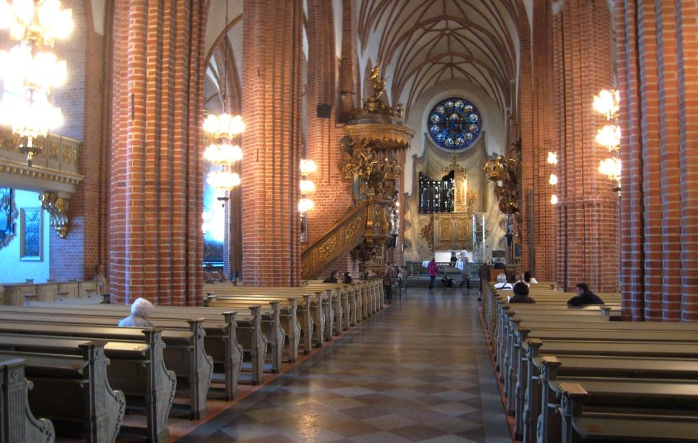 Storkyrkan stockholm la carte visites guid es en for Interieur en francais