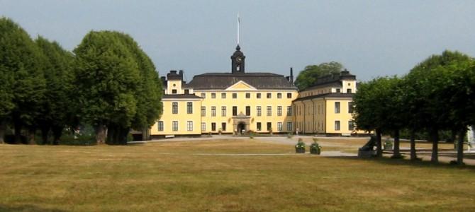 Le château d'Ulriksdal.