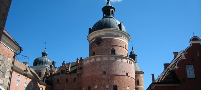 Le château de Gripsholm.