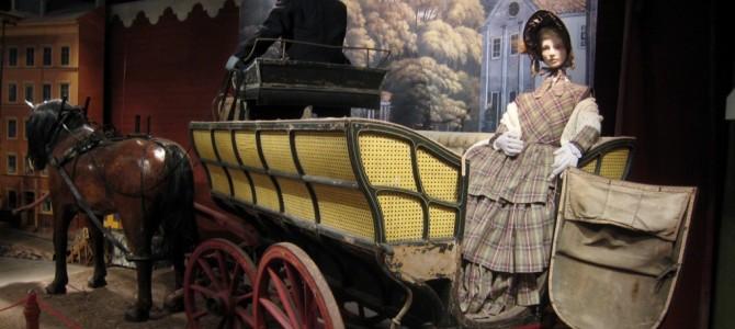 Spårvägsmuseet, le musée du transport.