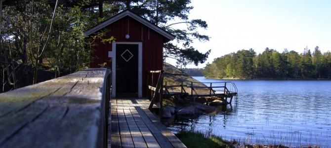 Le sauna.