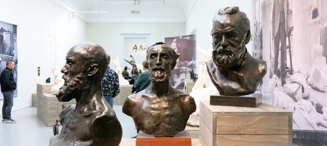 Auguste Rodin à Konstakademien.